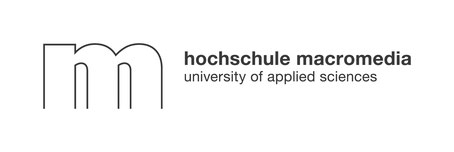 Logo der Hochschule Macromedia, university of applied science
