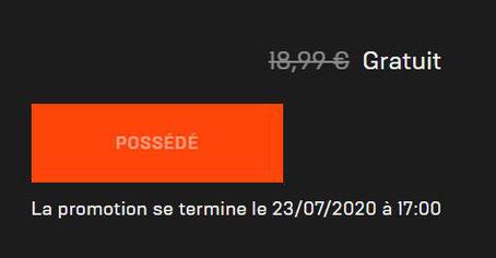 Torchlight II gratuit au lieu de 18,99€ sur l'Epic Games Store