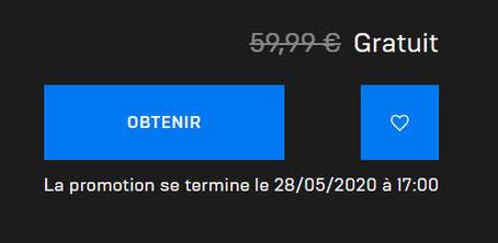 Civilization VI gratuit au lieu de 59,99€ sur l'Epic Games Store