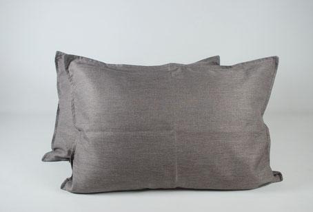 Set cojines grises