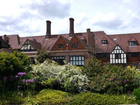Gartenreise England Wisley Garten RHS