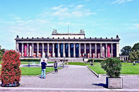 Berlin Museum   Sehenswürdigkeiten Hauptstadt Deutschland Berlin