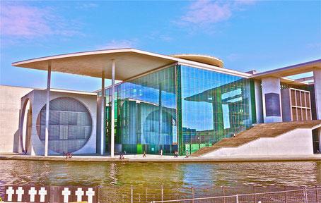 Regierungsviertel berlin Sehenswürdigkeiten Hauptstadt Deutschland Berlin