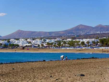 Lanzarote Playa Pocillo
