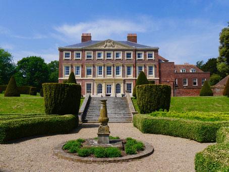 Gartenreise England Goodnestone Park / Kent