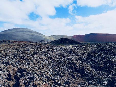 Lanzarote Vulkanlandschaft