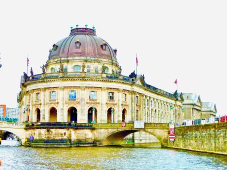 Sehenswürdigkeiten Berlin Museumsinsel