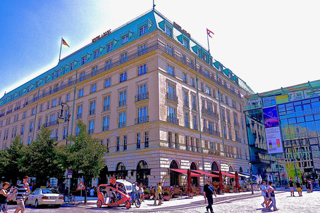 Berlin Adlon hotel Pariser Platz