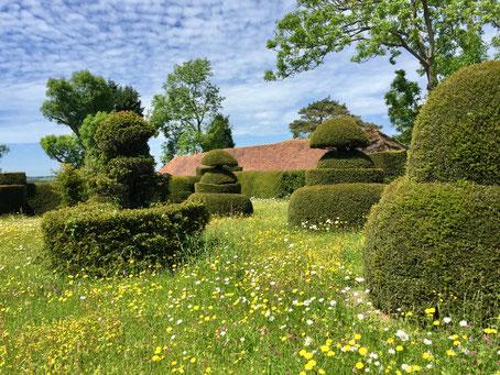 Great Dixter  Gartenreise nach England Great Dixter Garden