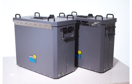 Metal Mule Hard Luggage