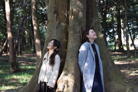 ③-1-2「美人の木(告白の木)」人物