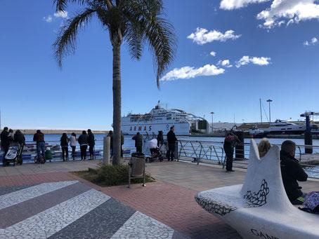 Port Gandia, Valencia, 04/2019
