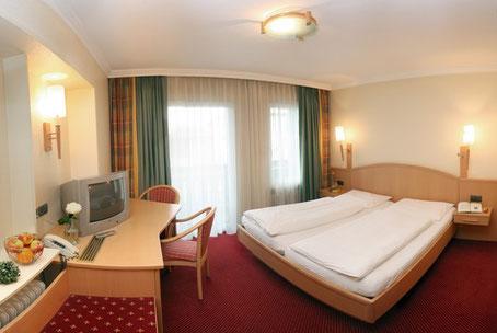 Doppelzimmer im Hotel Metzgerei Pflieger