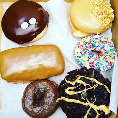 doughnuts from voodoo doughnut