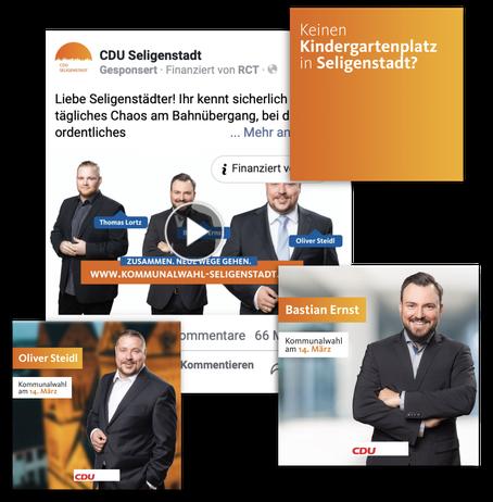 Kommunalwahl 14 März Seligenstadt