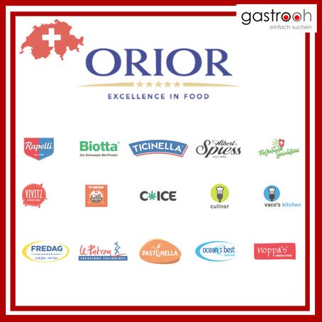 Welche Marken gehören zu Orior