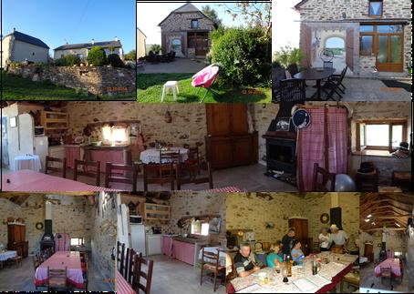 Chambre et table d'hôtes en Aveyron