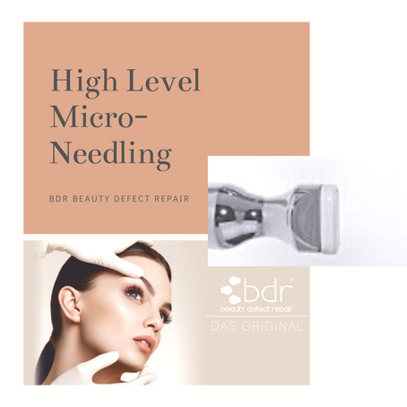 Micro-Needling High Level
