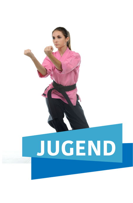Karate und Kickboxen für Jugendliche in der TOWASAN Karate Schule in München