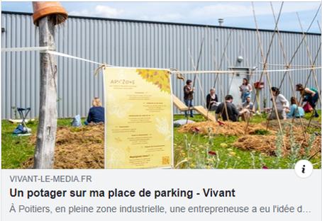 article de presse Média Vivant - Révélateur d'initiative API'zone