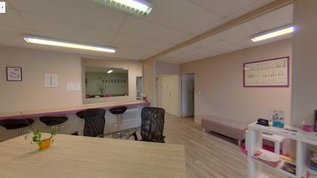 API'zone - Bureaux Poitiers espace de coworking Le Vaisseau