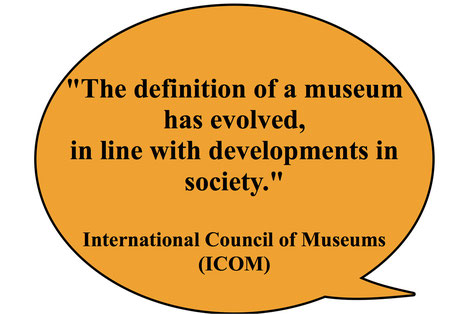 The Definition of a Museum
