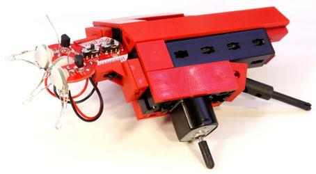 varikabi FT Roboterbausatz mit Fischertechnik