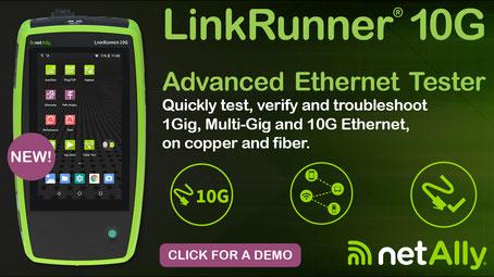 LinkRunner AT