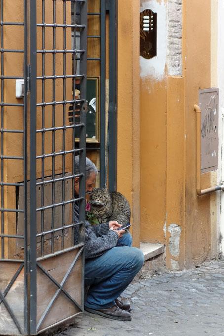 Rom - Trastevere