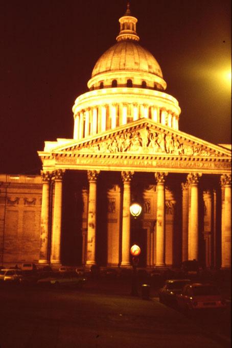 Frankreich, Paris, Panthéon, Sehenswürdigkeit, Quartier Latin, Sorbonne