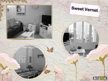 Sweet Vernet : location saisonnière
