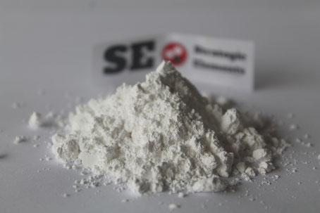 Lanthanoxid Produktbild Strategic Elements