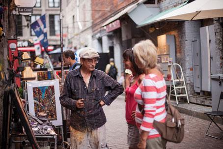 Vieux Montréal Québec