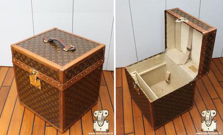 Boîte à chapeau Louis Vuitton