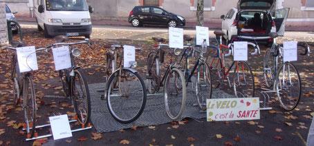 vélo vintage limoges jourde marceau rétromobiles