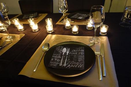 Mädchenvöllerei Pi mal Butter Food Blog Saarland Kochen Rezepte Cooking CookTischdeko gedeckter Tisch