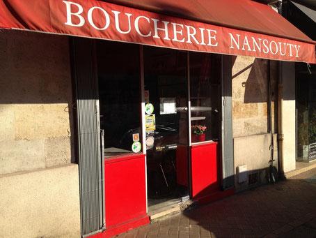 Boucherie Nansouty, boucherie charcuterie volailles à Bordeaux en Gironde (33)