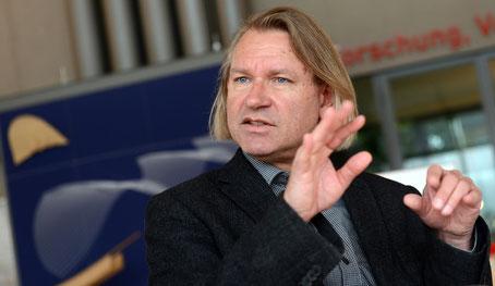 Peter Fischer, Leiter des Zentrums Paul Kleee