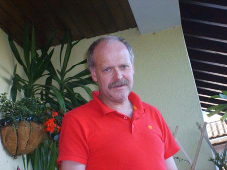 1.Vorsitzender Matthias Hajenski