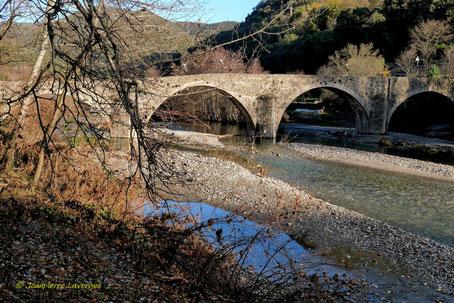Pont des camisards - Mialet 12/2019