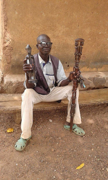 Coulibaly Senufo Senufo art, Kanoroba