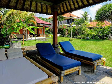 Jasri beachfront villa for sale in East Bali