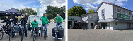 Lastenrad Förderung in Cloppenburg