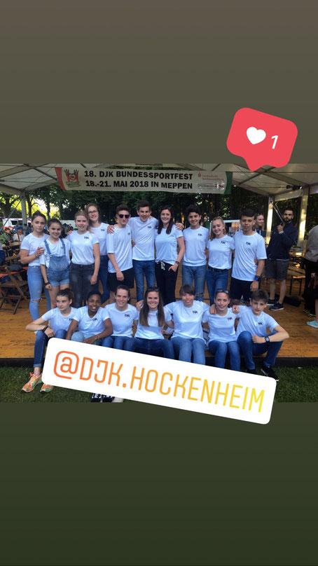 DJK Leichtathleten...ein tolles Team :-))