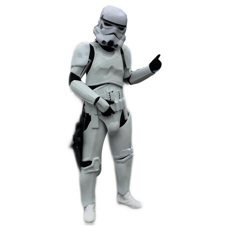 mascotte stormtrooper roma