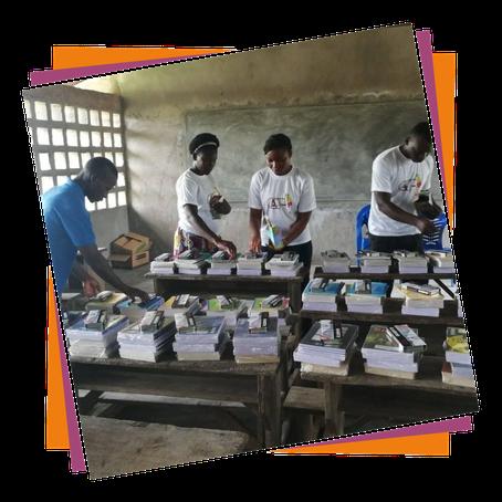 Chispas Amazonicas - École au Togo