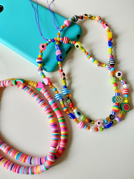 cintas para movil · mobile straps