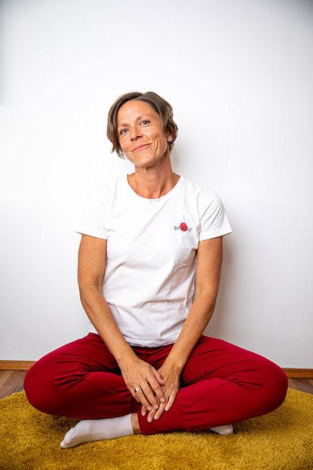 bewegung leben - Petra Fischer, Ausbildungsweg und Erfahrungswerte