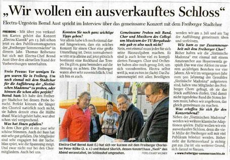 "12.06.2013 ""Freie Presse"""