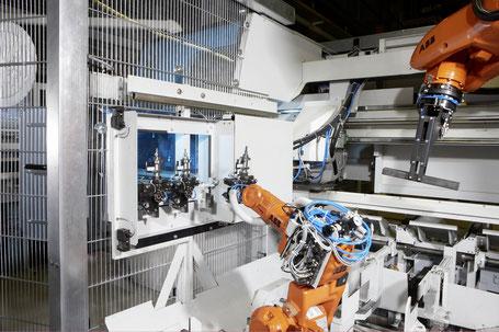 KASTOsort, robots, handling system, automation, Industry 4.0